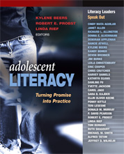 Adolescent Literacy book cover