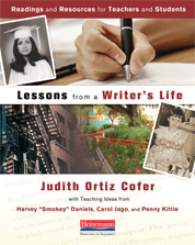 Lessons From A Writers Life cover